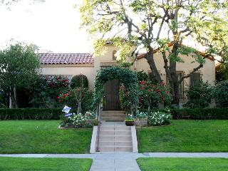 Beverly Hills Hacienda Style Home in 90210