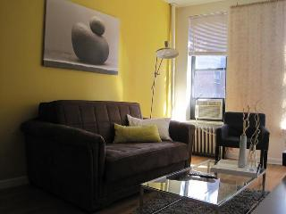 Yellow Tranquility in the heart of Manhattan - New York City vacation rentals