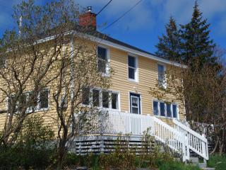 Ocean view house in Avalon cove near St John's - Newfoundland and Labrador vacation rentals