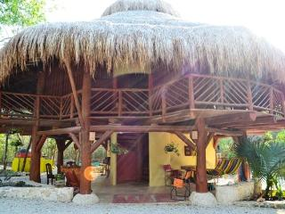 Tree top villa in unique Riviera Maya Mexico - Akumal vacation rentals