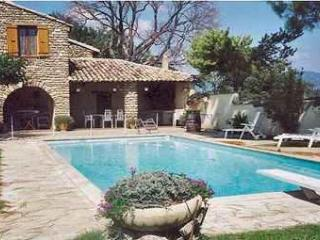 Authentic landhouse near Vaison-la-Romaine 0063 - Castillon-du-Gard vacation rentals