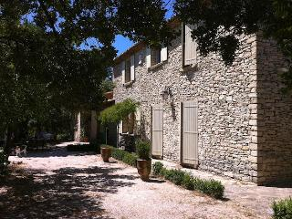 Wonderful Provencal landhouse near Uzès 0166.01 - Castillon-du-Gard vacation rentals