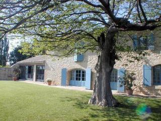 Authentic provencal landhouse near Avignon (0040) - Castillon-du-Gard vacation rentals