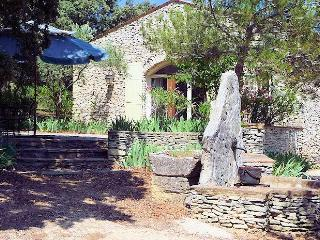 Charming villa near Uzes Gard 0166.02 - Castillon-du-Gard vacation rentals