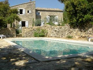 Beautiful renovated stone house 0167 - Castillon-du-Gard vacation rentals