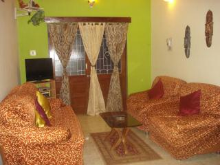 2 BHK Beach-Front Holiday Apartment in Goa - Candolim vacation rentals