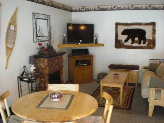 Adorable Mtn. Decor Condo on Forest Edge, South Lake Tahoe