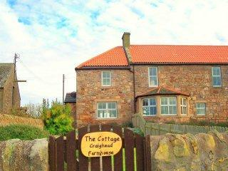 Lovely cottage with breathtaking views, Crail - Fife & Saint Andrews vacation rentals
