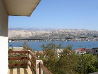 Apartment Neda, beach 200m, Pag