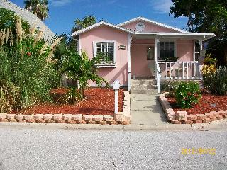 Charming Beach Cottage - Madeira Beach vacation rentals