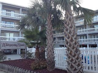 Large 1BR on boulevard with pool! Sleeps 6., Garden City Beach