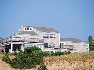Truro classic Cape Cod beach style home on the bluff above Cape Cod Bay!