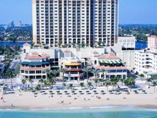 Discounted rates at the Marriott`s BeachPlace Towers, Fort Lauderdale
