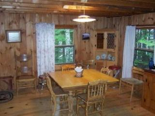 #134 Escape to this classic camp with private beach & dock, Rockwood
