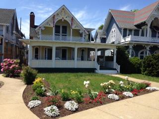 Enjoy This Historical and Newly Renovated 1850s Victorian Home with Ocean Views! - Oak Bluffs vacation rentals