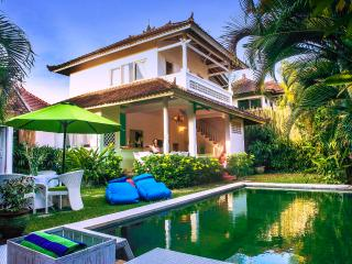 Bali Ocean Star (new villa) in 100 m from the beach