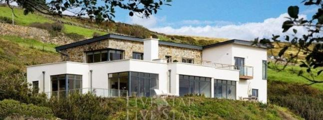Luxury Villa  in Clifden, Connemara, County Galway - Connemara vacation rentals