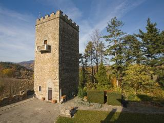 Medieval Tower near Florence, Vaglia