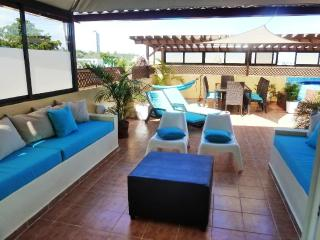 Luxury Penthouse with Ocean View Terrace and Private Jacuzzi - Santo Domingo vacation rentals