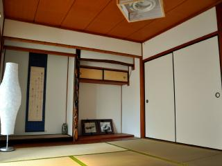 Classic house in central location, Kioto