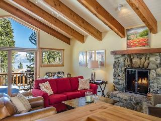 Lakeview Dollar Point Home with Hot Tub, Tahoe City