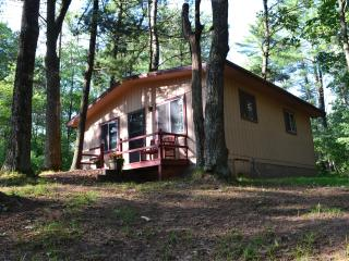 Ferns--Fishing/Family-friendly Cabin on Trout Lake, Boulder Junction