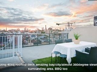 South Yarra Rooftop Entertainer (2br), Melbourne