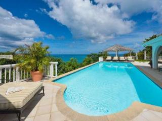 Pointe Des Fleurs - Villa with pool, panoramic views & access to secluded beach, Terres Basses