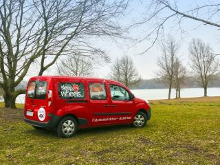 Sleep On Wheels- The most affordable way to travel, Munich