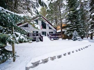 McCall getaway with outdoor fire pit  & pool table