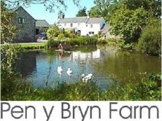 Pen Y Bryn Farmhouse, Betws yn Rhos