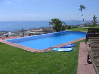 Spectacular Views of the Med from a Luxury Villa, Premia de Mar