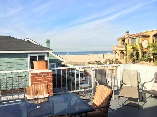 Hermosa Beach Splendor 9 - Large Home Steps to the sand! Awesome Sunset Views from its Terrace!