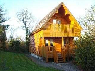 LUXURIOUS LOG CABIN, Belturbet