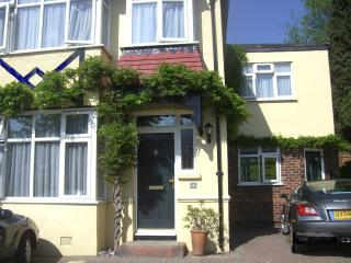 London Holiday Rental Self Catering Family House