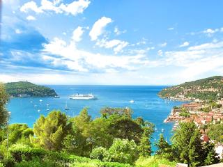 2 bedrooms 180° seaview with 40sqm terrace, Villefranche-sur-Mer