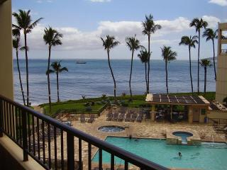 Sugar Beach Resort 1 Bedroom Ocean View 406, Kihei