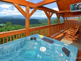 Atop The Starrs Cabin - Tennessee vacation rentals
