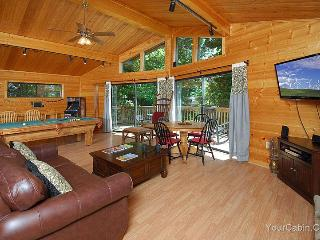 Bearfoot Lodge Cabin - Tennessee vacation rentals