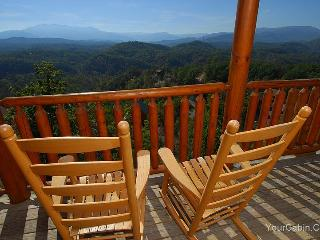 Bluebirds Over The Smokies Cabin - Tennessee vacation rentals