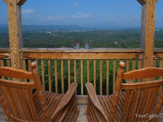 A Shining Starr Cabin - Tennessee vacation rentals