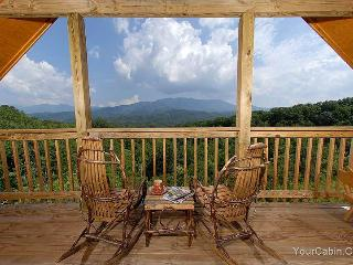 Swingin' On A Star Cabin - Tennessee vacation rentals