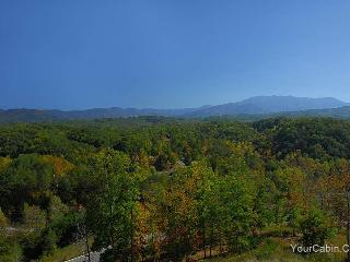 Smoky Vista Lodge Cabin - Tennessee vacation rentals