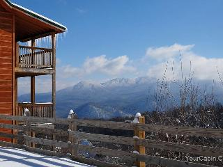 A Spectacular View To Remember Cabin - Tennessee vacation rentals