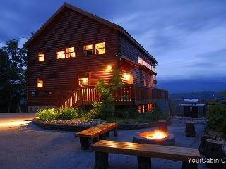 LeConte Overlook Cabin - Tennessee vacation rentals