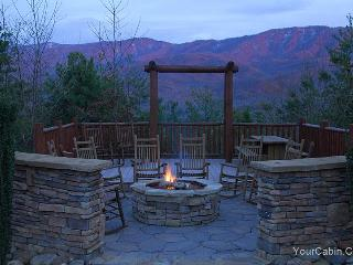 Linger Lodge Cabin - Tennessee vacation rentals