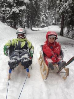 Laax Treetops is fantastic for children