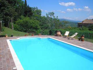 Casa Rosa - attractive house with pool, Caprese Michelangelo