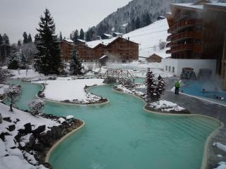 Thermes Parc Spa Resort, Champery
