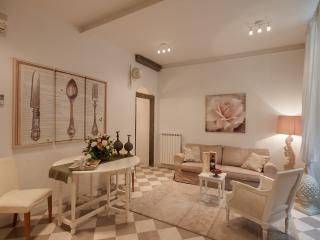 Ground floor 1 bedroom Florentine apt, sleeps, Florence